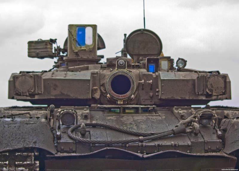 معرفی تانک Oplot-M، بازگشت تانک T-84 به میدان نبرد !