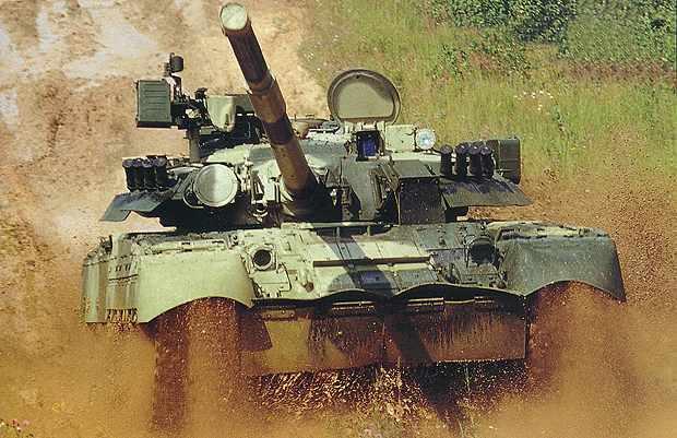 معرفی تانک T-80U