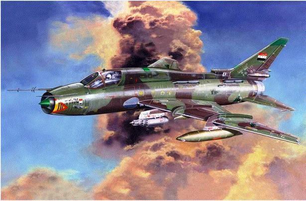 جزئیات حمله به پایگاه هوائی بوشهر توسط جنگنده های بعثی