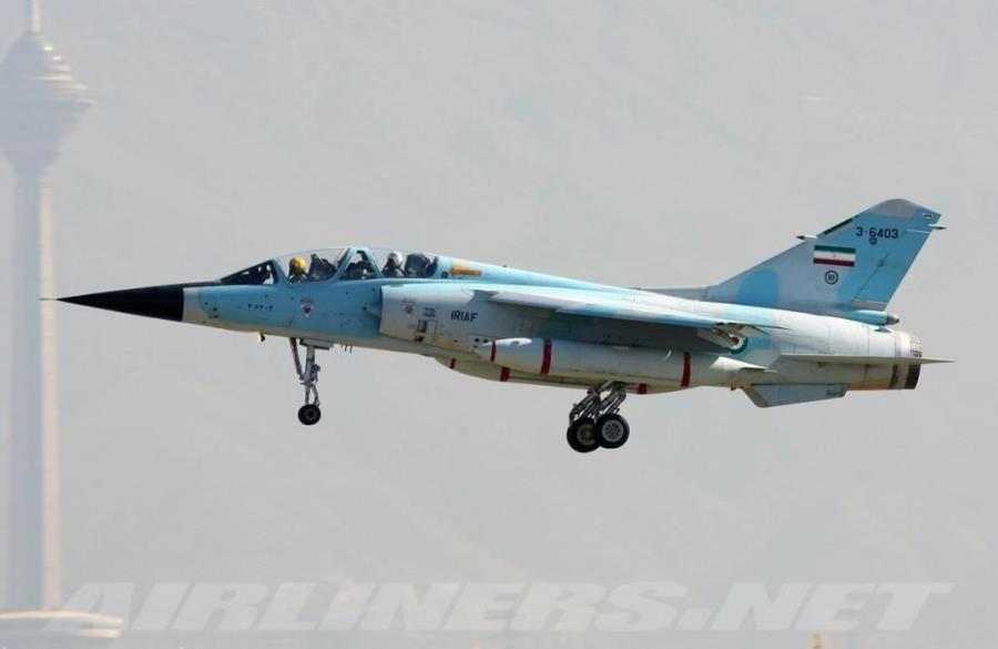 جنگنده میراژ اف 1