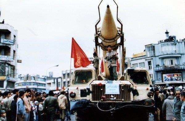 جنگ شهر ها ؛ دوئل موشکی ایران و عراق