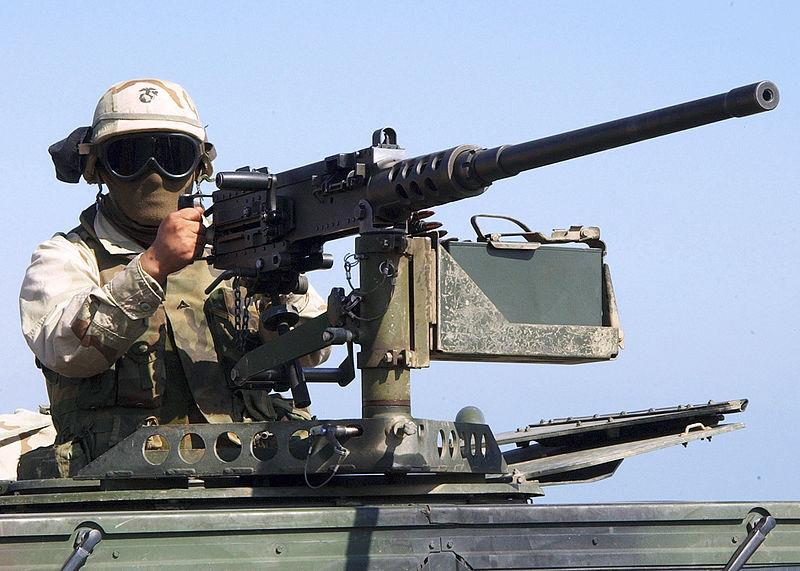 معرفی تیربار Browning M2 ، مسلسل مشهور کالیبر 50 غرب