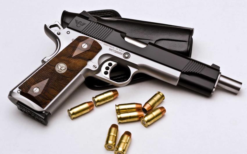 تصاویری زیبا از چند سلاح انفرادی