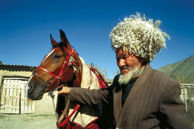 جشن اسب ترکمن
