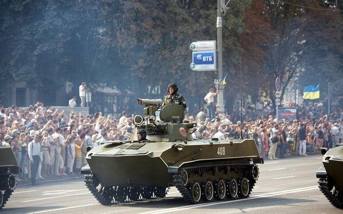 BMD-2 ؛ چترباز زرهی روسیه