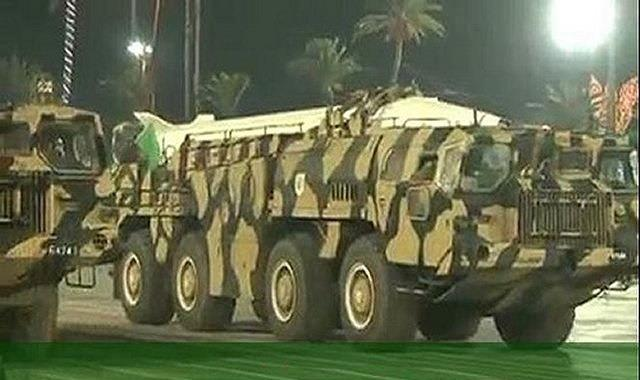 نگاهی به  برنامه موشکی لیبی در دوران قذافی