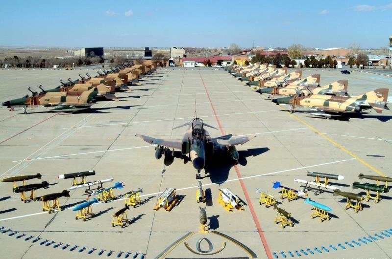 بخش نخست / معرفی و آشنایی با جنگنده F4-E Phantom II