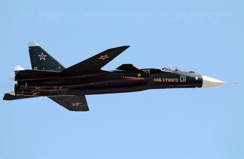 معرفی جنگنده Su 47 برکوت