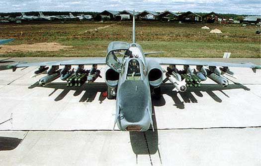 مقایسه دو جنگنده پشتیبان زمینی مطرح ؛ su 25 VS a10