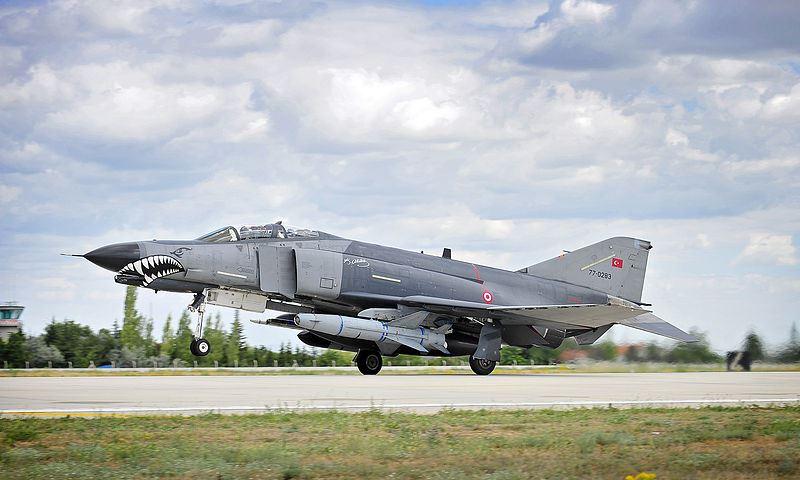 معرفی جامع نیروی هوایی ترکیه Turkish Air Force